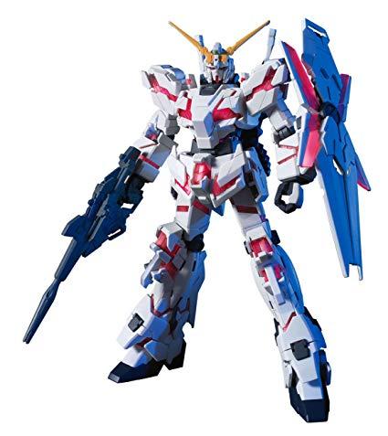 High Grade Gundam Unicorn: HG - RX-0 U. Gundam D. Mode 1:144 Model Kit