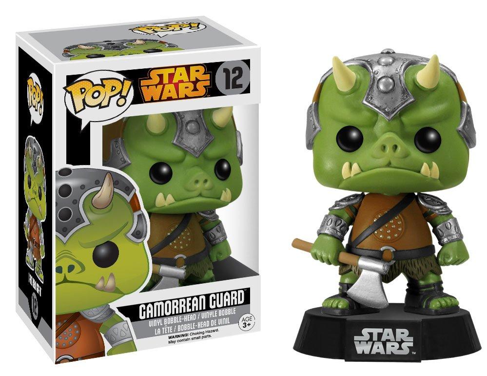 Star Wars POP! Vinyl Bobble-Head Gamorrean Guard Black Box Re-Issue 10 cm