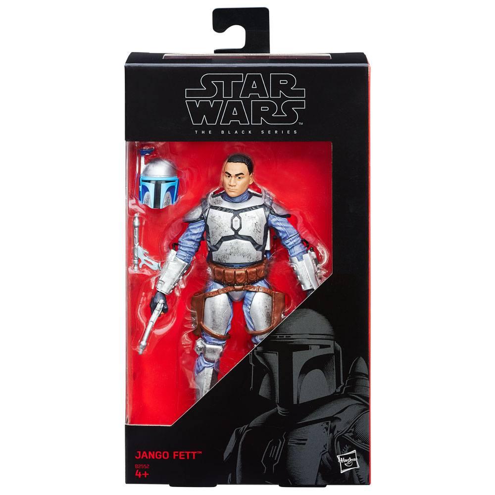 Star Wars Episode VII Black Series Action Figure Jango Fett 15 cm