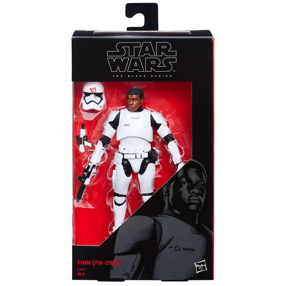 Star Wars Episode VII Black Series Action Figure Finn (FN-2187) 15 cm