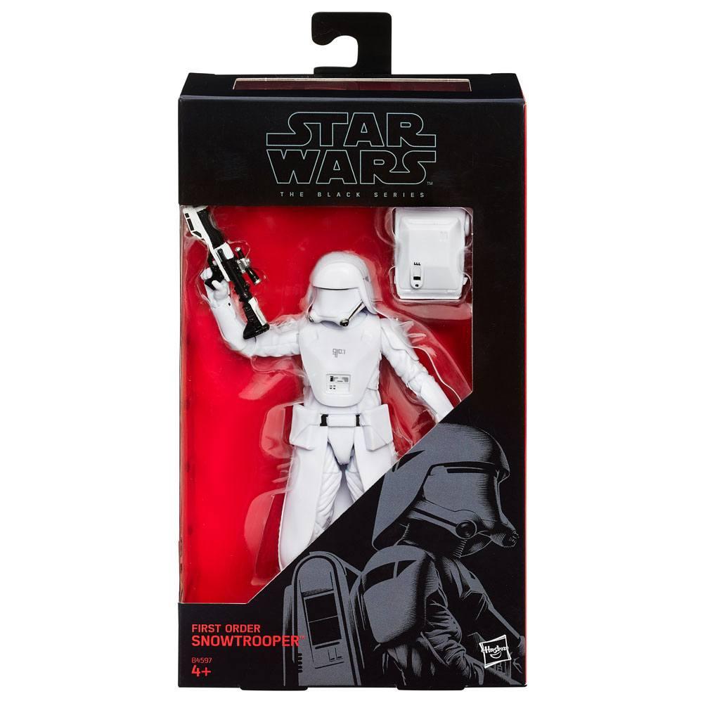 Star Wars Episode VII Black Series Action Figure Snowtrooper 15 cm