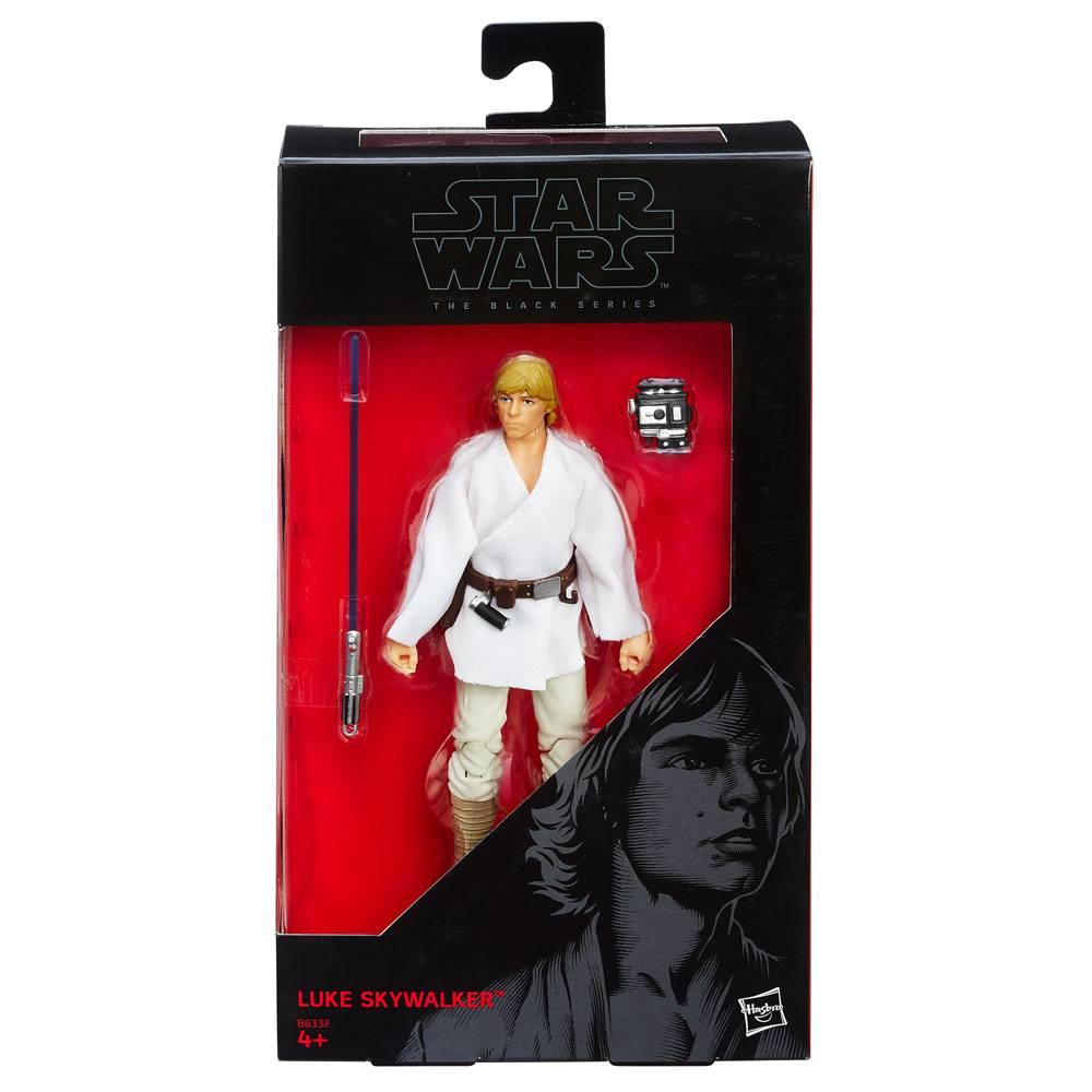 Star Wars Episode VII Black Series Action Figure Luke Skywalker 15 cm