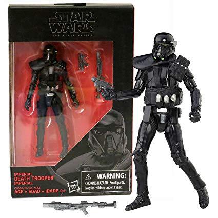 Star Wars Black Series Action Figure Imperial Death Trooper 10 cm