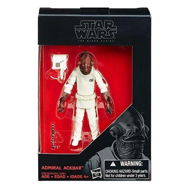 Star Wars Black Series Action Figure Admiral Ackbar 10 cm