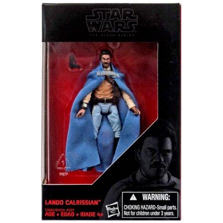 Star Wars Black Series Action Figure Lando Calrissian 10 cm