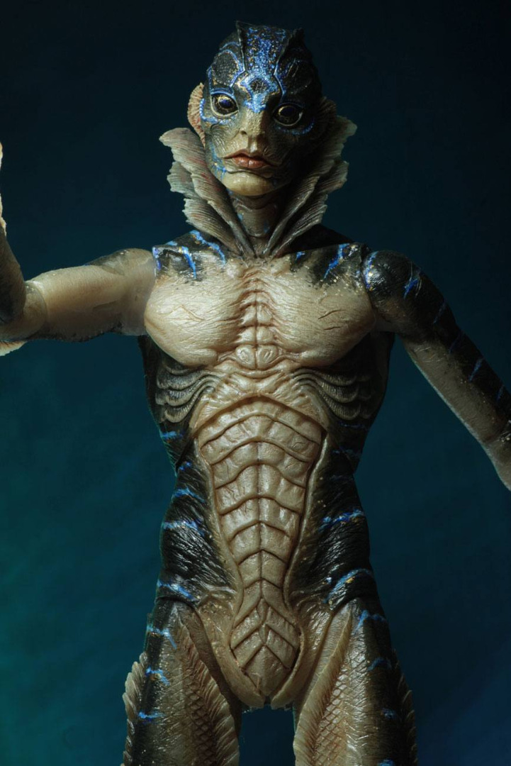 Guillermo del Toro Signature Collection Action Figure Amphibian Man 20 cm