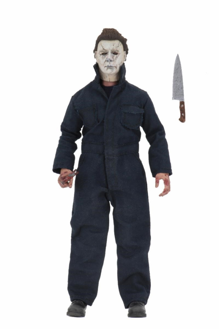 Halloween: Michael Myers Clothed Action Figure 20 cm