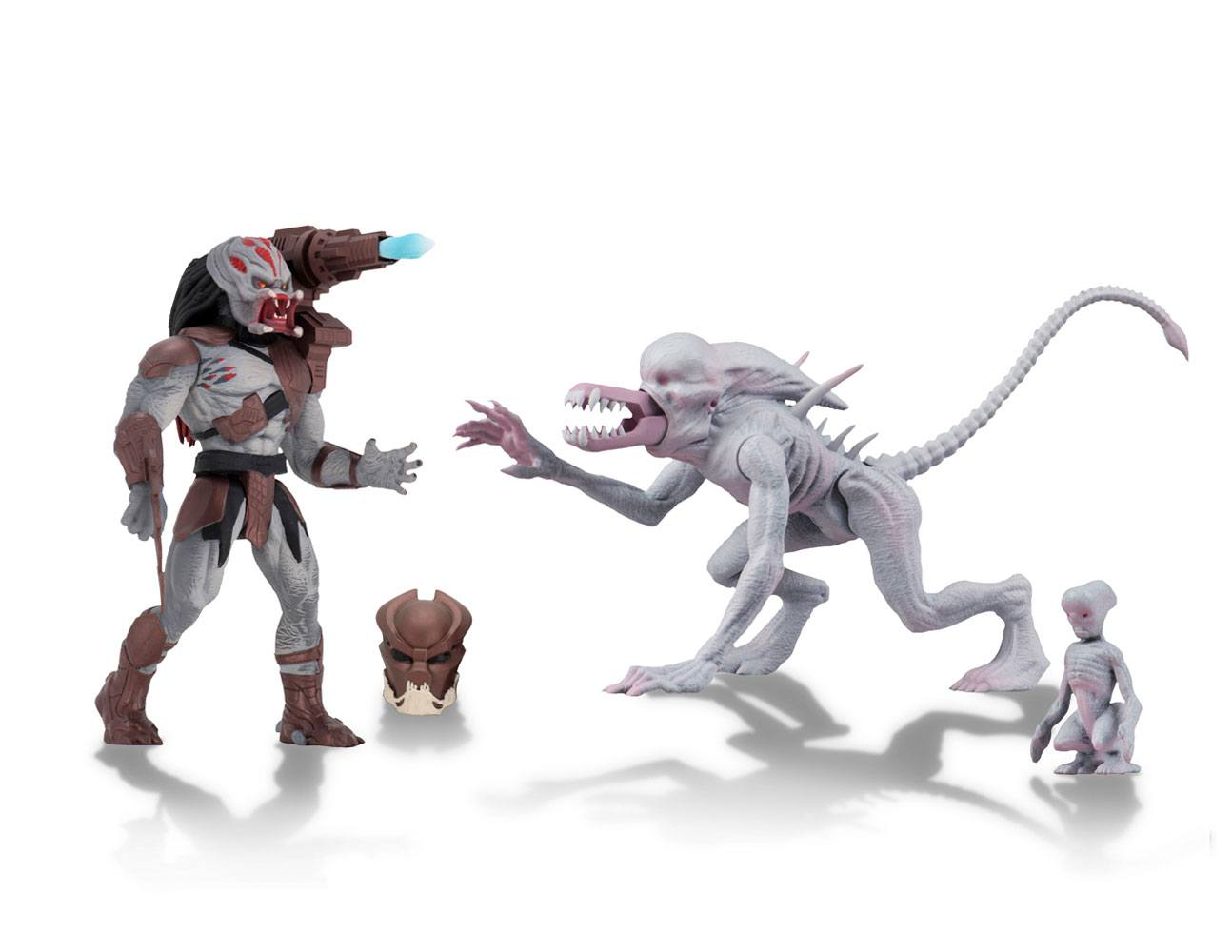 Alien & Predator Classics Action Figures Pack 14 cm