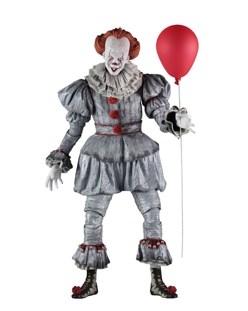 Stephen King's It 2017 Actionfigur 1/4 Pennywise (Bill Skarsgard) 46 cm