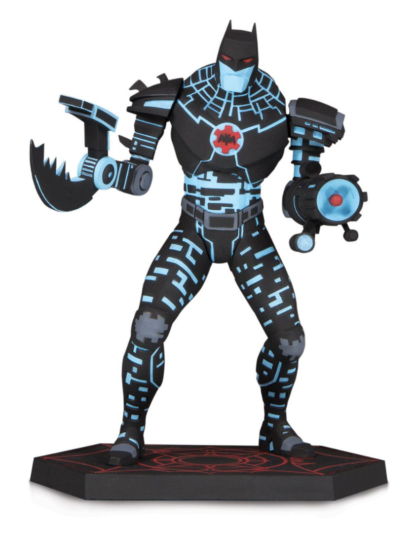 Dark Nights Metal Statue Batman the Murder Machine 15 cm