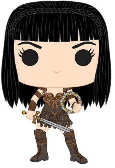 Xena Warrior Princess POP! TV Vinyl Figure Xena 10 cm