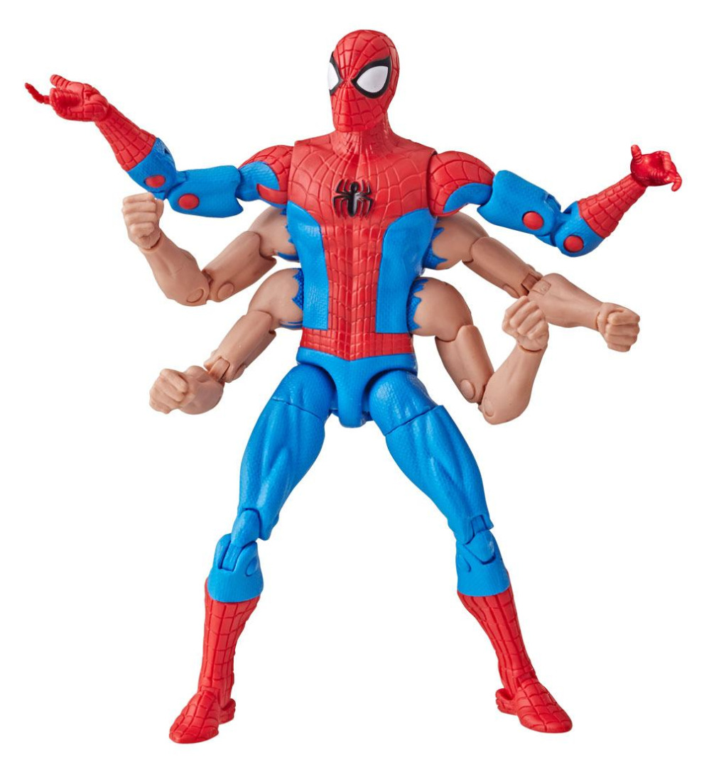 Action Figure Marvel Legends Séries Spider Man - Spider-Man 15 cm