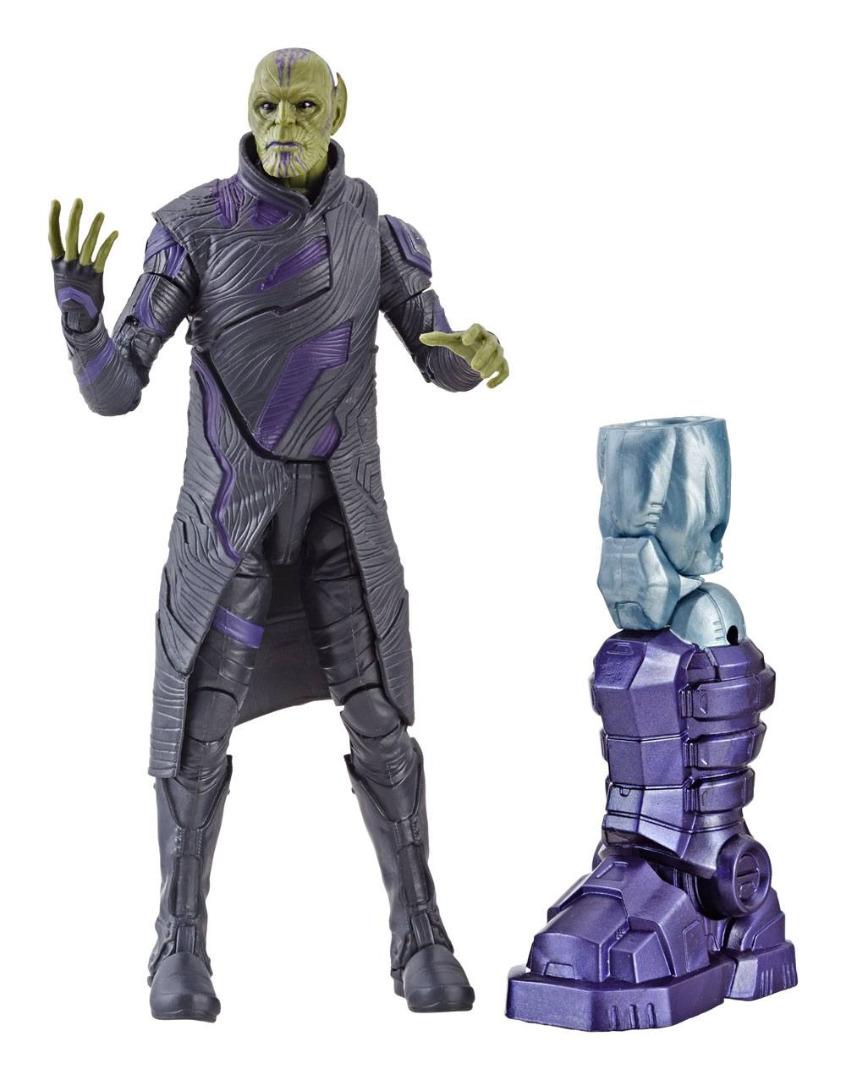 Action Figure Marvel Legends Séries Captain Marvel - Talos 15 cm