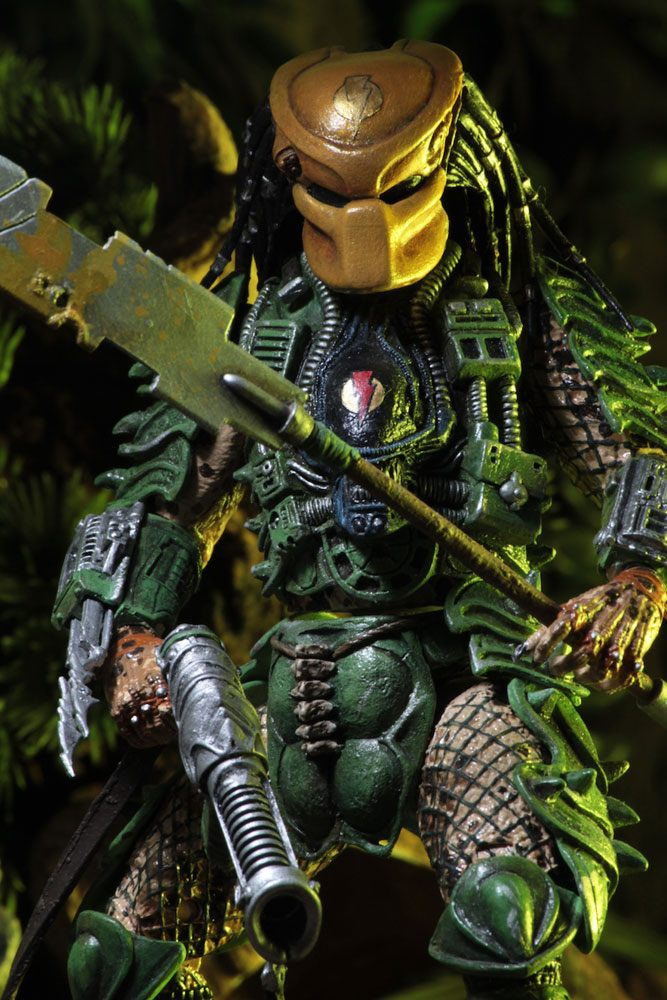 Action Figures Predator Series 18 - Broken Tusk 20 cm