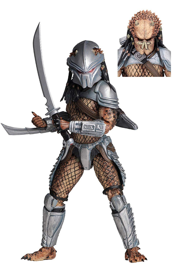 Action Figures Predator Series 18 - Hornhead Predator 20 cm