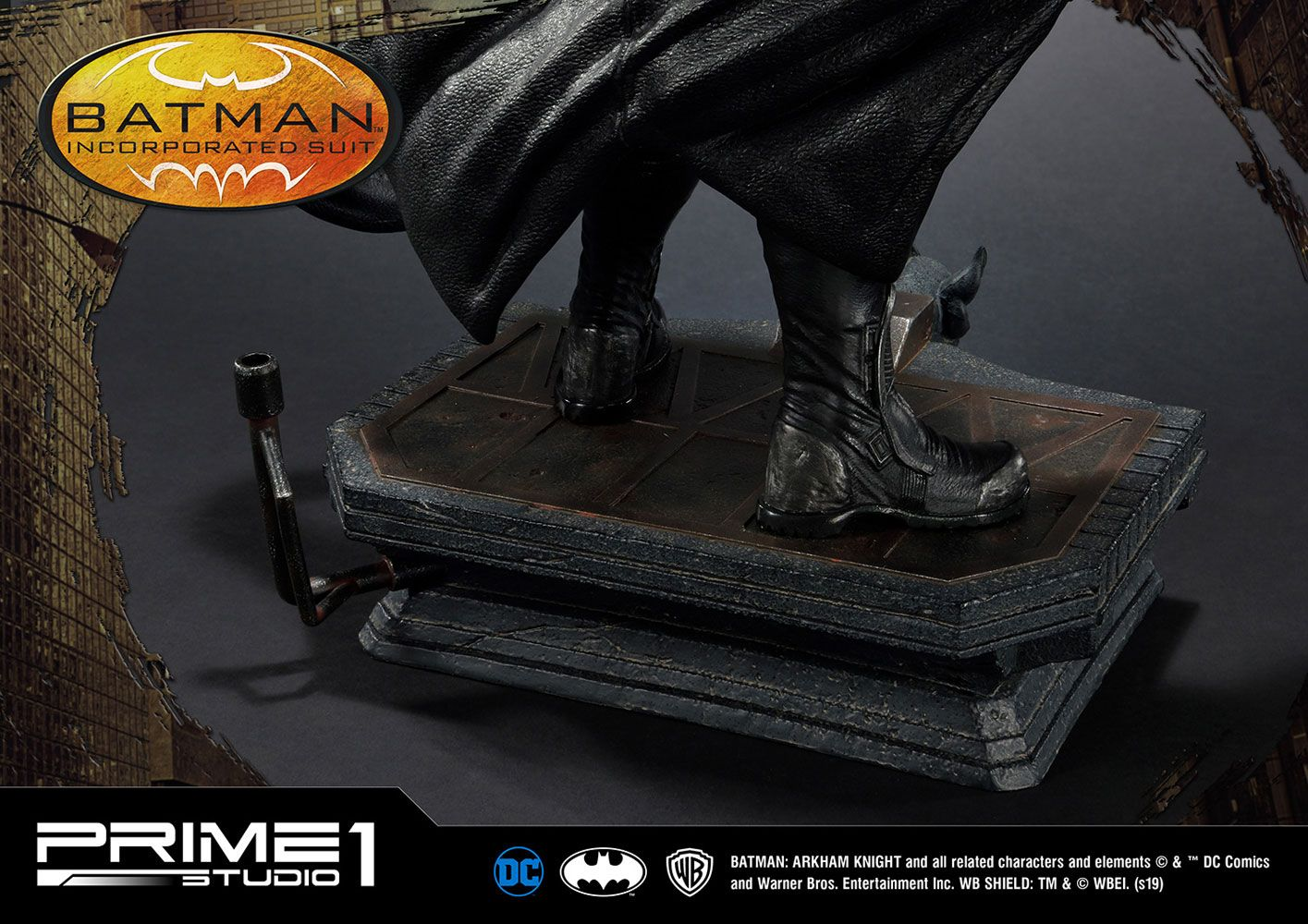 Batman Arkham Knight Statue 1/5 Batman Incorporated Suit 49 cm