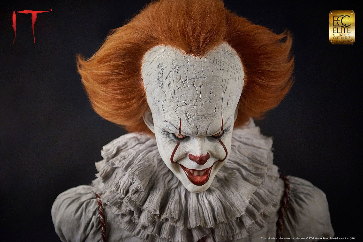 Stephen King's It Life-Size Bust Pennywise 71 cm