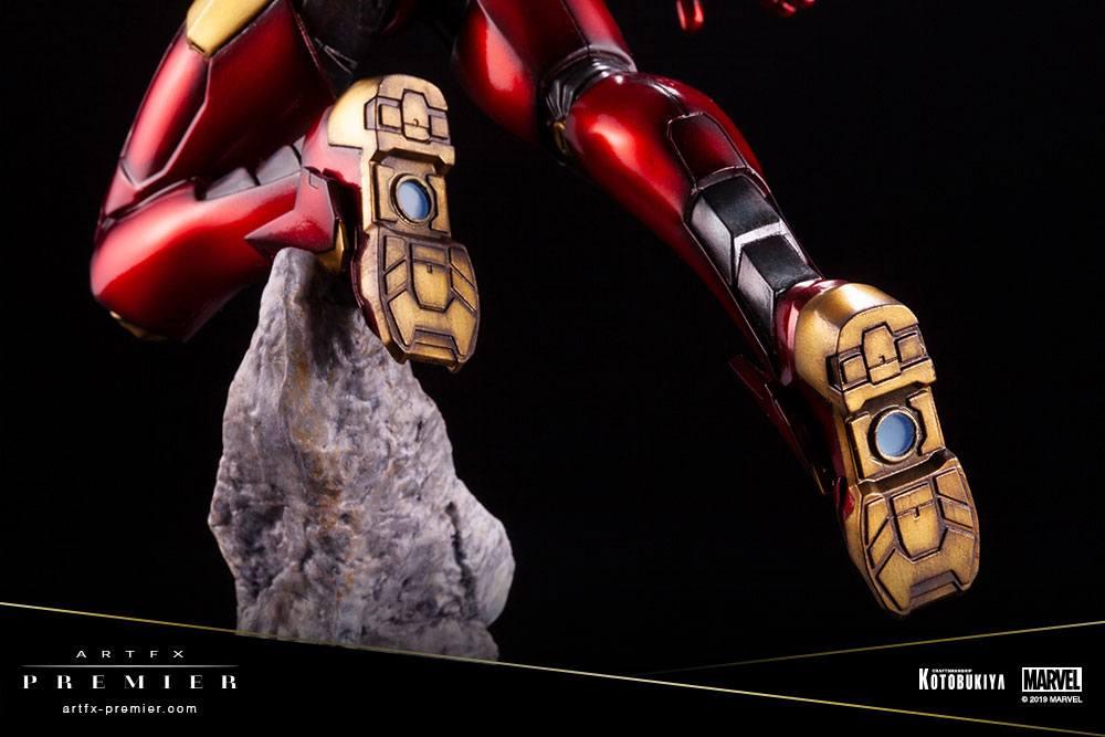 Marvel Universe ARTFX Premier PVC Statue 1/10 Iron Man 25 cm