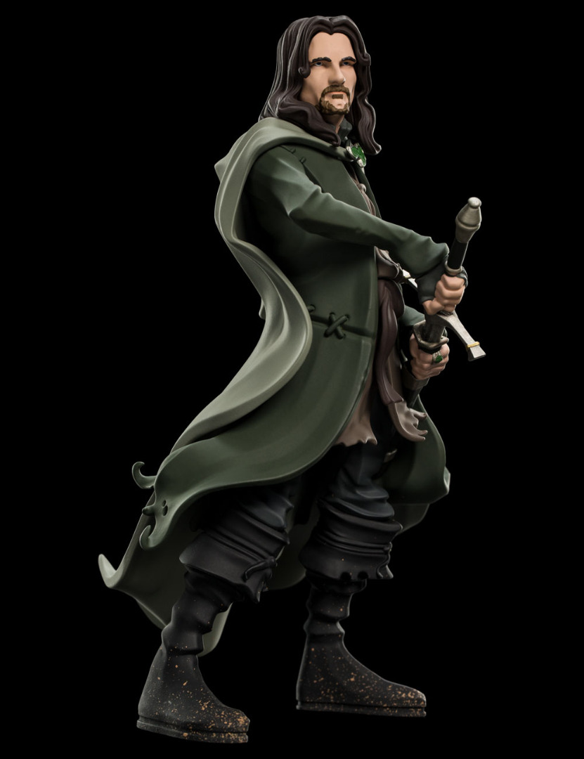 The Lord of the Rings: Vinyl Mini Epics - Aragorn 15 cm