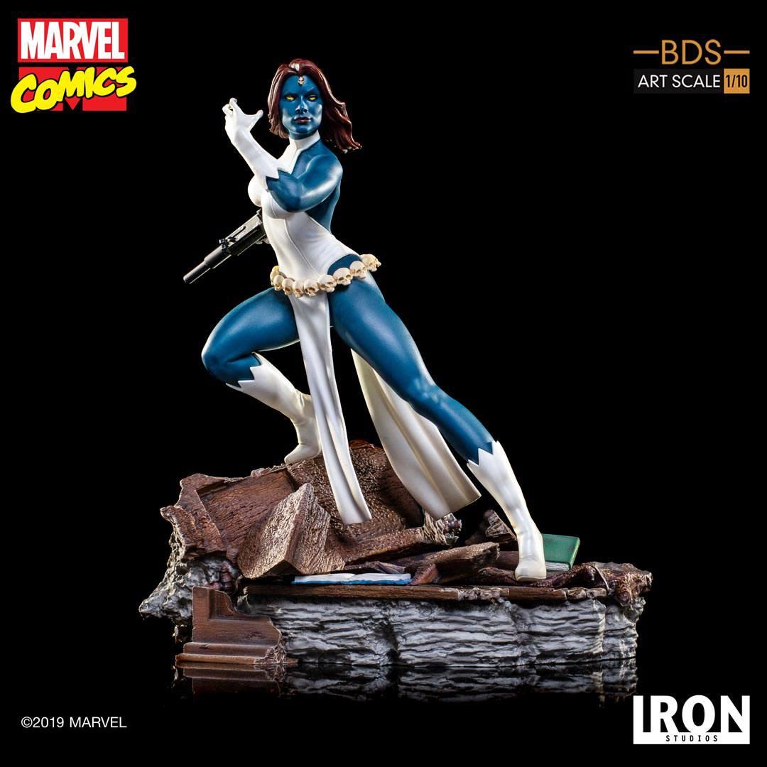 Marvel Comics BDS Art Scale Statue 1/10 Mystique 19 cm