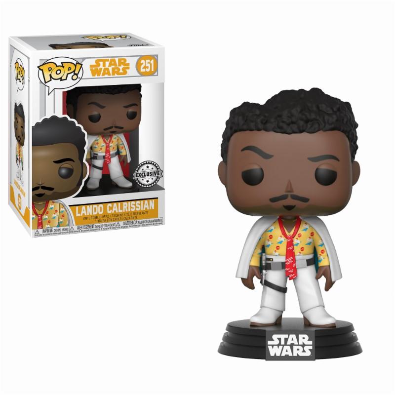 Pop! Star Wars: Solo - Lando Exclusive Edition Viny Figure 10 cm