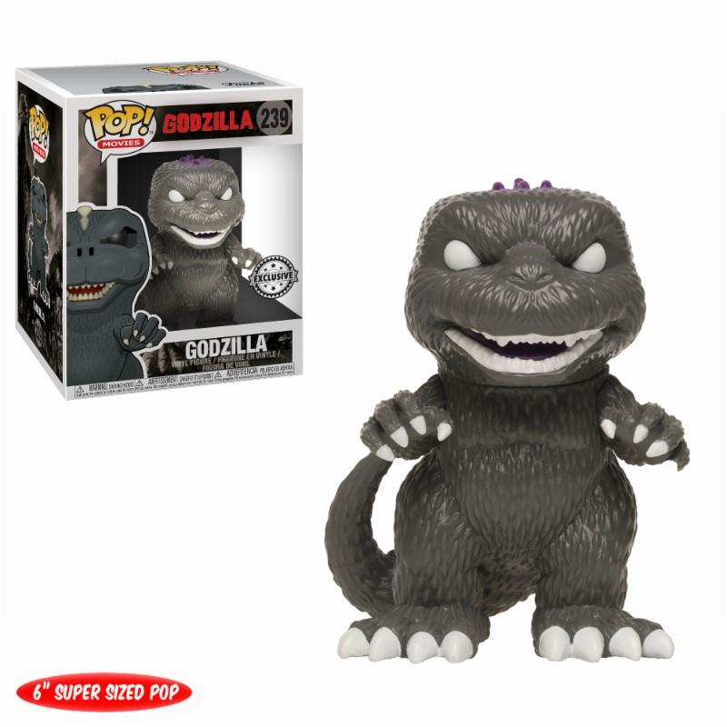Pop! Movie: Godzilla Exclusive Edition Vinyl Figure 15 cm