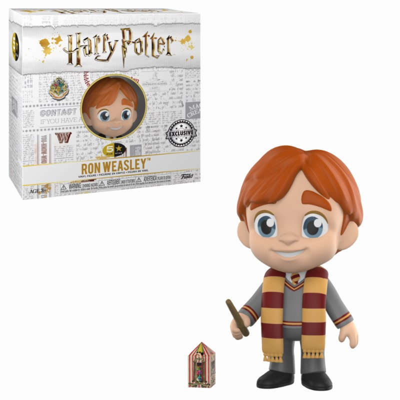 5 Star Harry Potter: Ron Exclusive Edition