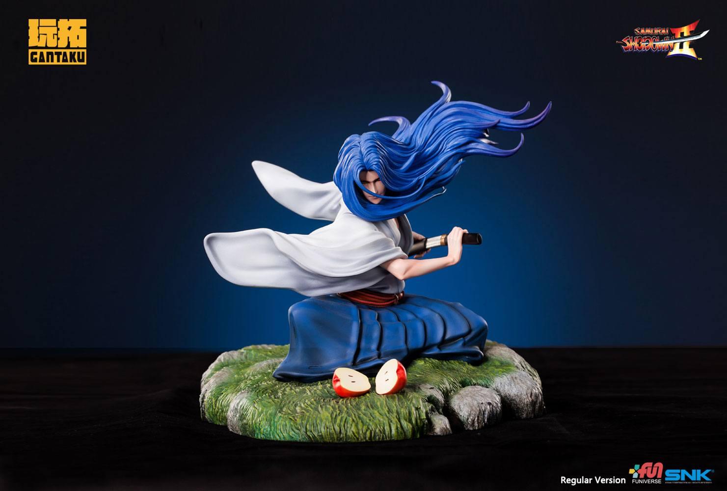Samurai Shodown II Statue 1/8 Ukyo Tachibana Standard Ver. 16 cm