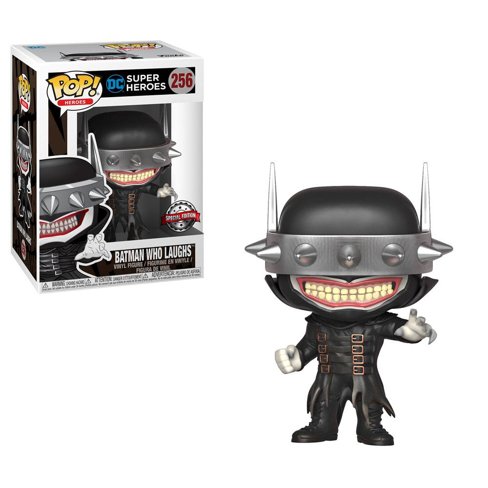 DC Comics POP! Heroes Batman Who Laughs Exclusive Edition 10 cm