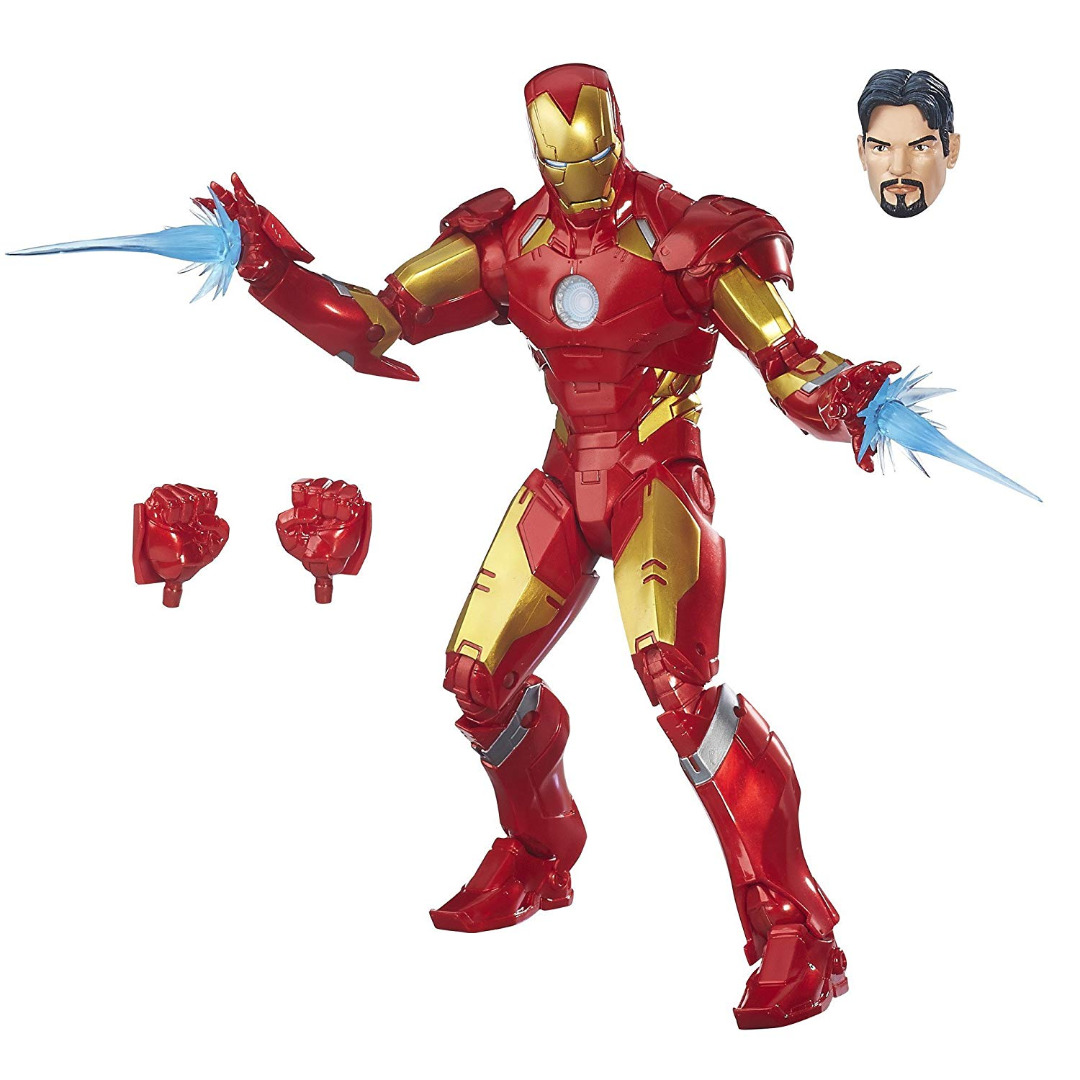 Action Figure Marvel Legends Series Iron Man 30 cm