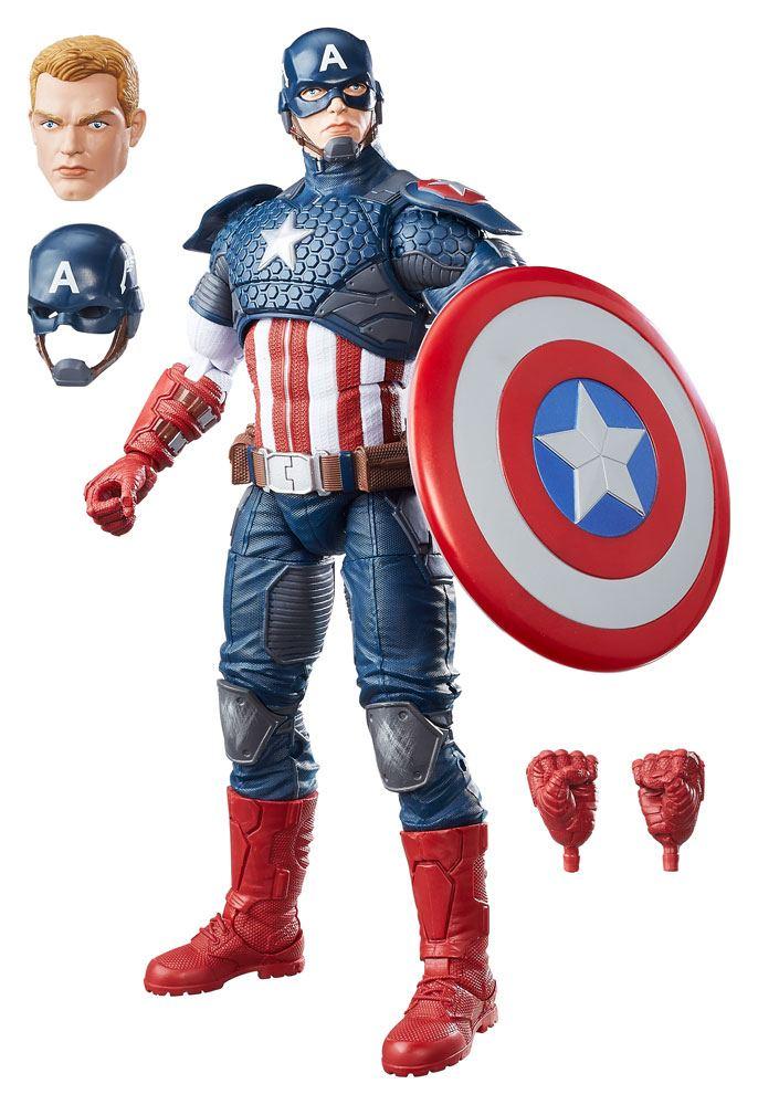 Marvel Legends Series Action Figure Captain America 30 cm