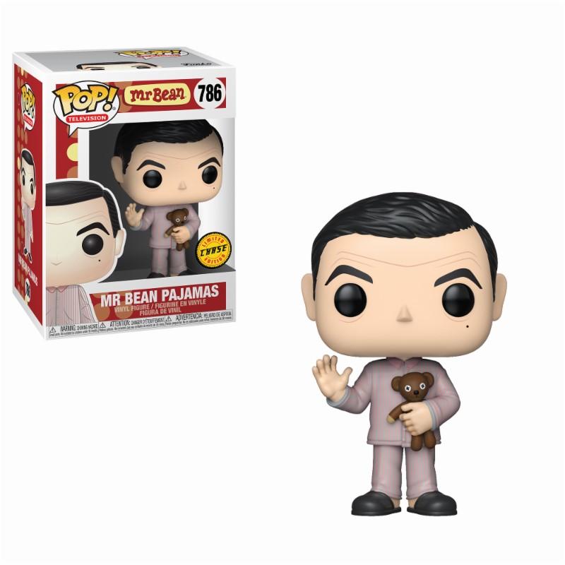 POP! TV: Mr Bean Pajamas Chase Vinyl Figure 10 cm