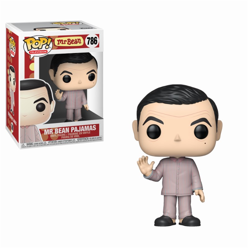 POP! TV: Mr Bean Pajamas Vinyl Figure 10 cm