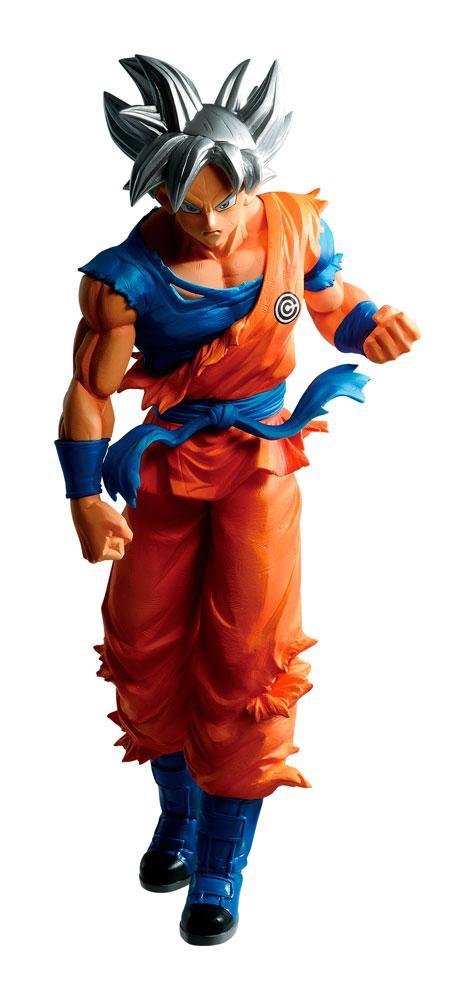 Dragon Ball Heroes Ichibansho PVC Statue Son Goku (Ultra Instinct) 25 cm