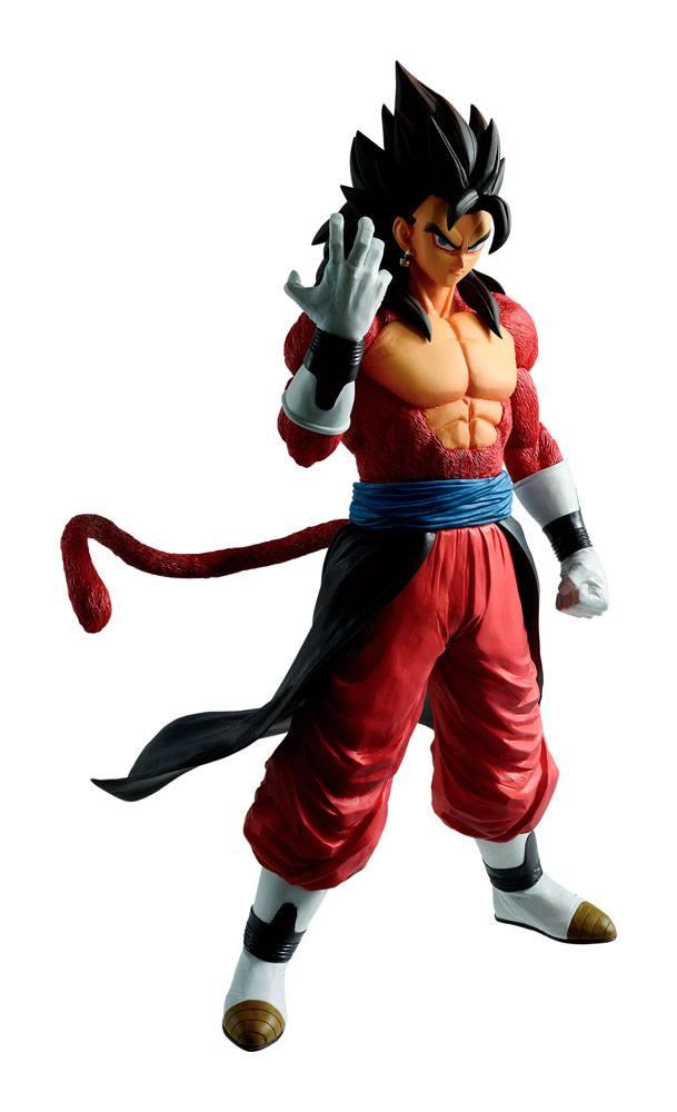 Dragon Ball Heroes Ichibansho PVC Statue Vegito:Xeno (Super Saiyan 4) 25 cm