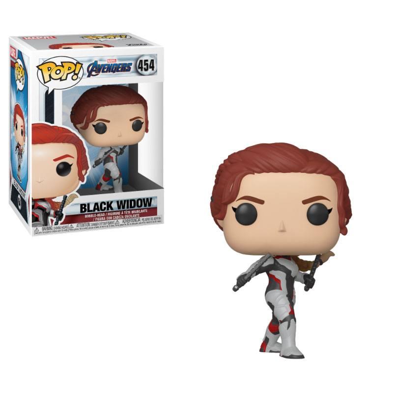 Avengers Endgame POP! Movies Vinyl Figure Black Widow 10 cm