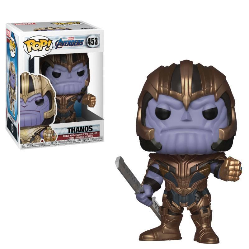 Avengers Endgame POP! Movies Vinyl Figure Thanos 10 cm