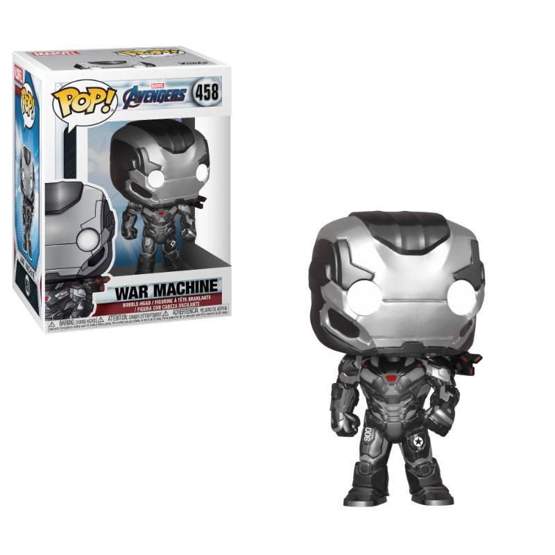 Avengers Endgame POP! Movies Vinyl Figure War Machine 10 cm