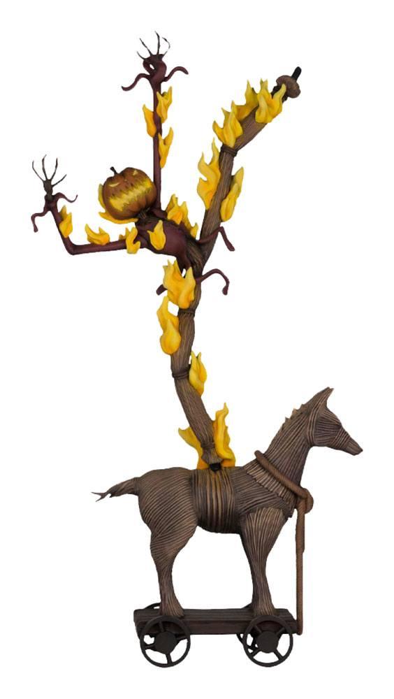 Disney Statue Jack Skellington PumpkinKing Nightmare before Christmas 45 cm