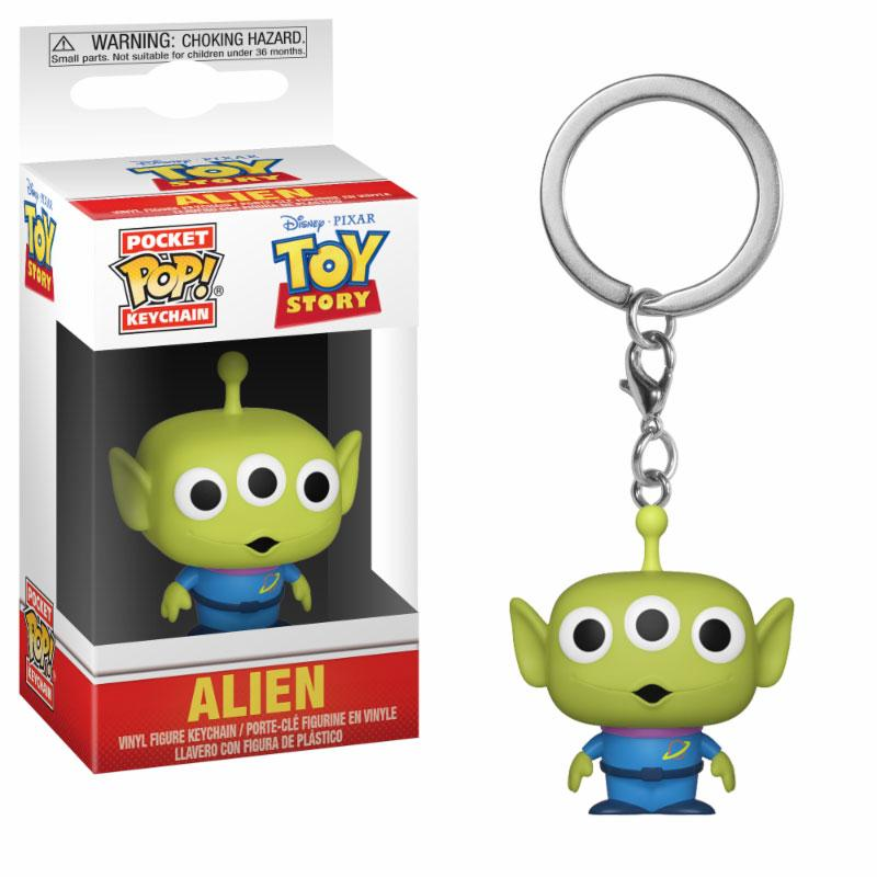 Toy Story Pocket POP! Vinyl Keychain Alien 4 cm