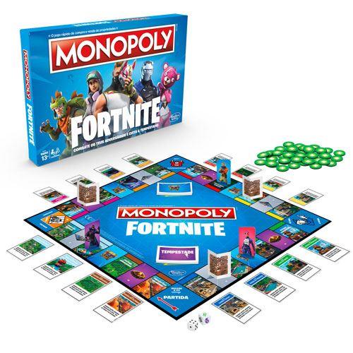 Monopolio Fortnite (Totalmente em Português)