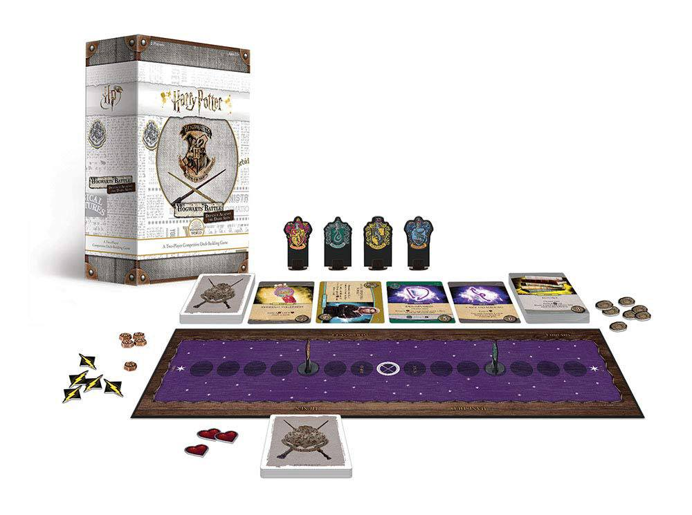 Harry Potter Card Game Hogwarts Battle Defence Against The Dark Arts