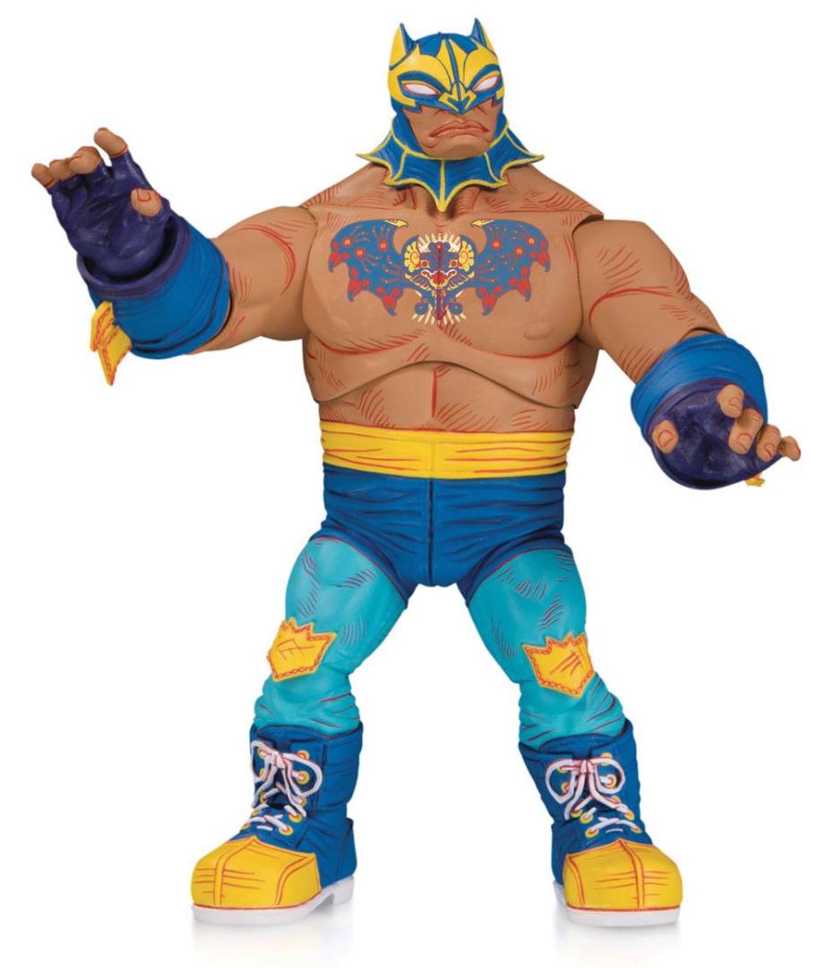 DC ¡Lucha Explosiva! Action Figure Batman 18 cm