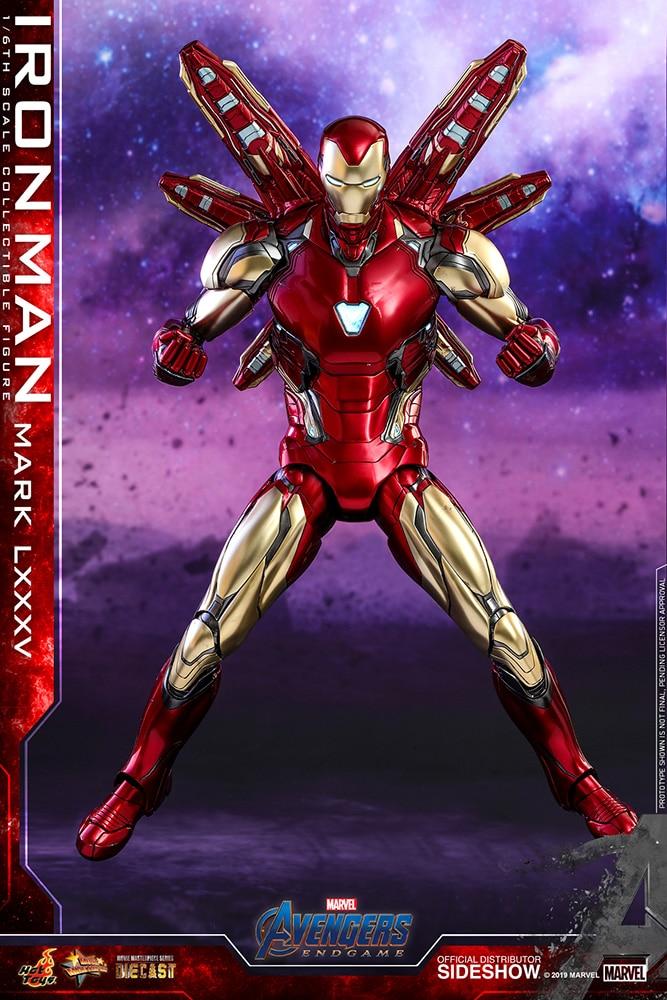 Marvel: Avengers Endgame - Iron Man Mark LXXXV 1:6 Scale Figure