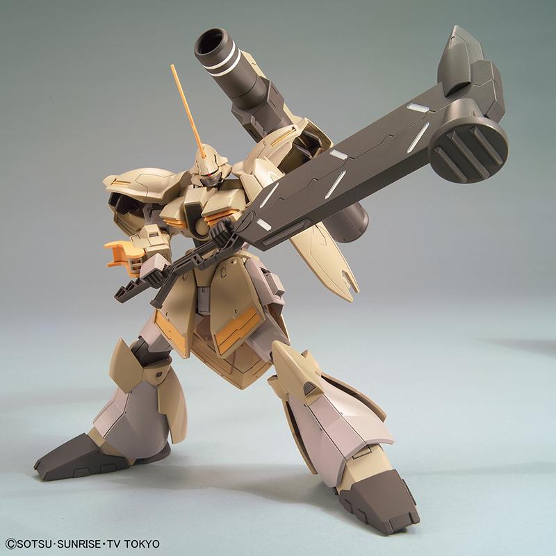 High Grade Gundam Ibo: HG - Galbaldy Rebake - 1:144 Model Kit