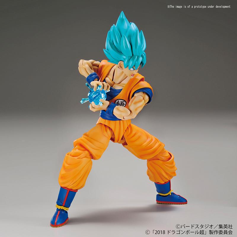 Dragon Ball Super: SSG Super Saiyan Son Goku Model Kit