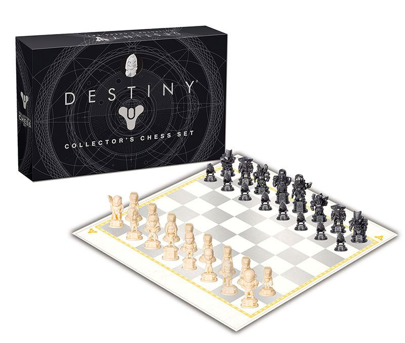Chadrez/Chess Destiny Collector's Set