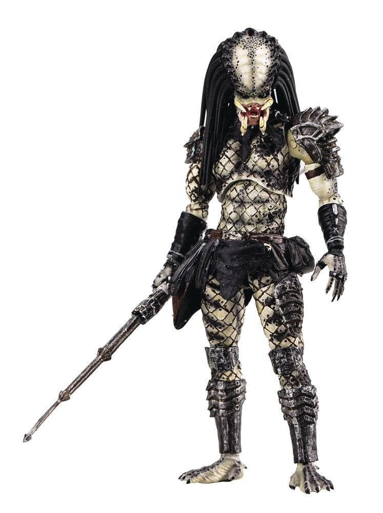 Predator 2 Action Figure 1/18 Shaman Predator Previews Exclusive 11 cm