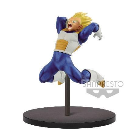 Dragonball Super Chosenshiretsuden PVC Statue Super Saiyan Vegeta 13 cm