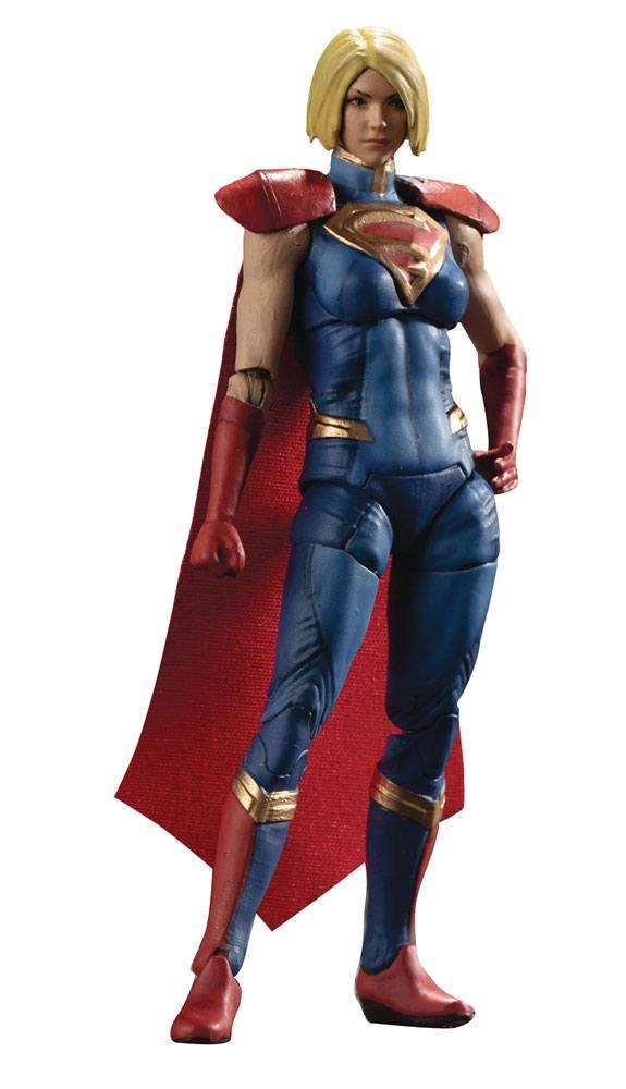 Injustice 2 Action Figure 1/18 Supergirl Previews Exclusive 10 cm